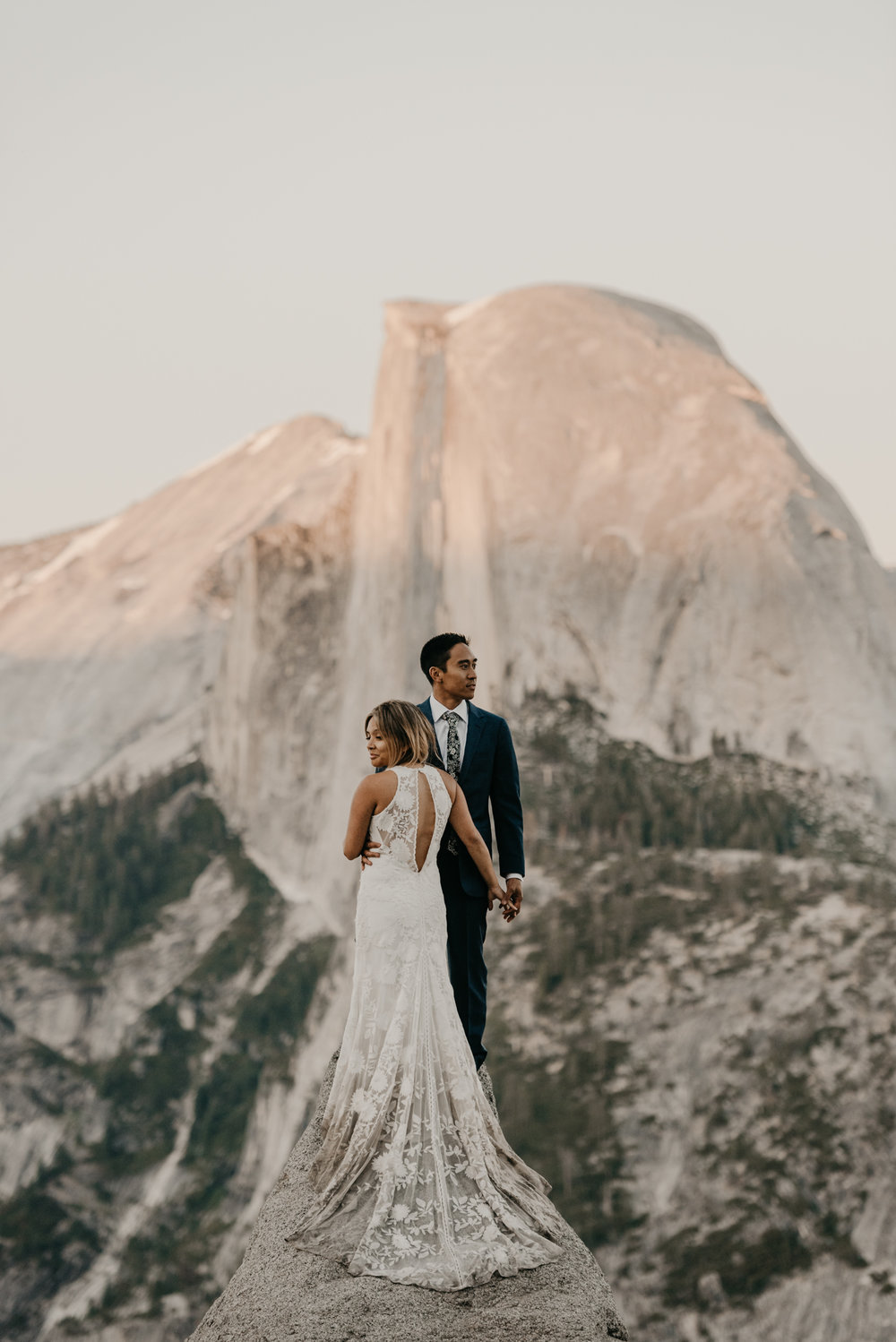 © Isaiah + Taylor Photography - Yosemite Nationanl Park Elopement Photographer - Evergreen Lodge Wedding-058.jpg