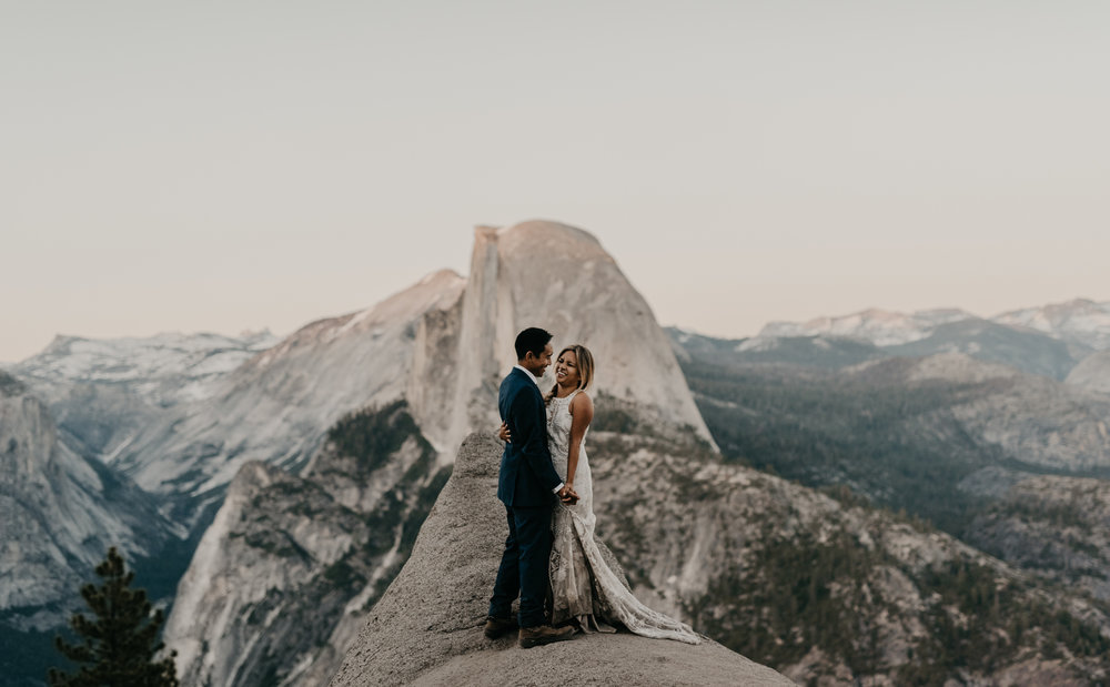 © Isaiah + Taylor Photography - Yosemite Nationanl Park Elopement Photographer - Evergreen Lodge Wedding-067.jpg