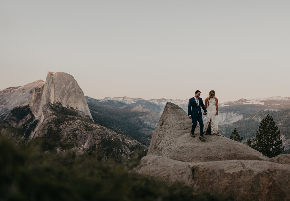 © Isaiah + Taylor Photography - Yosemite Nationanl Park Elopement Photographer - Evergreen Lodge Wedding-069.jpg