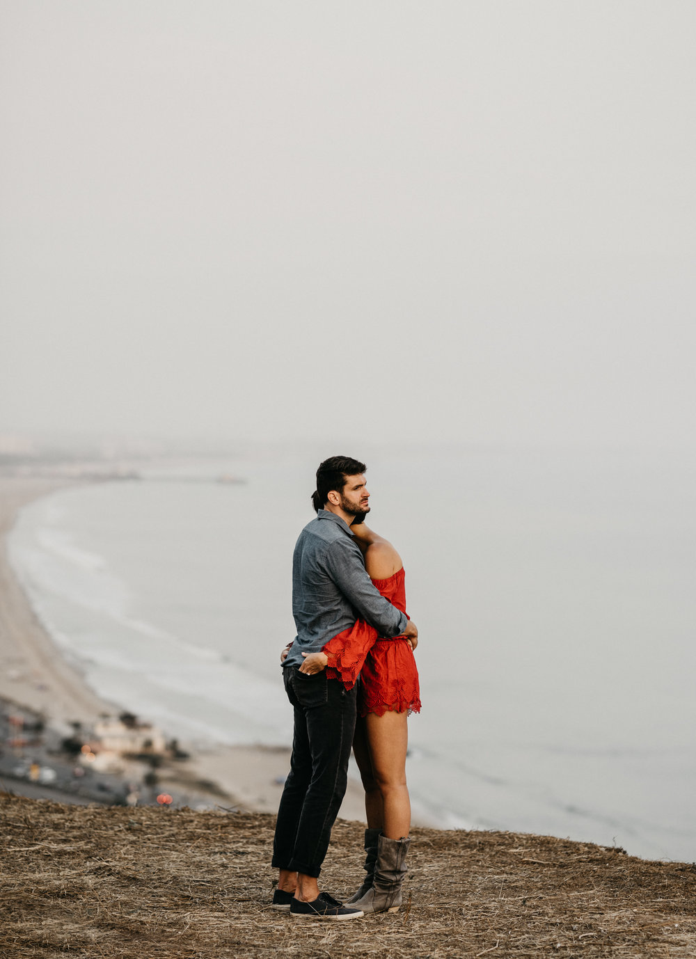 Isaiah + Taylor Photography - Santa Monica Engagement Session, Los Angeles Wedding Photographer-050.jpg