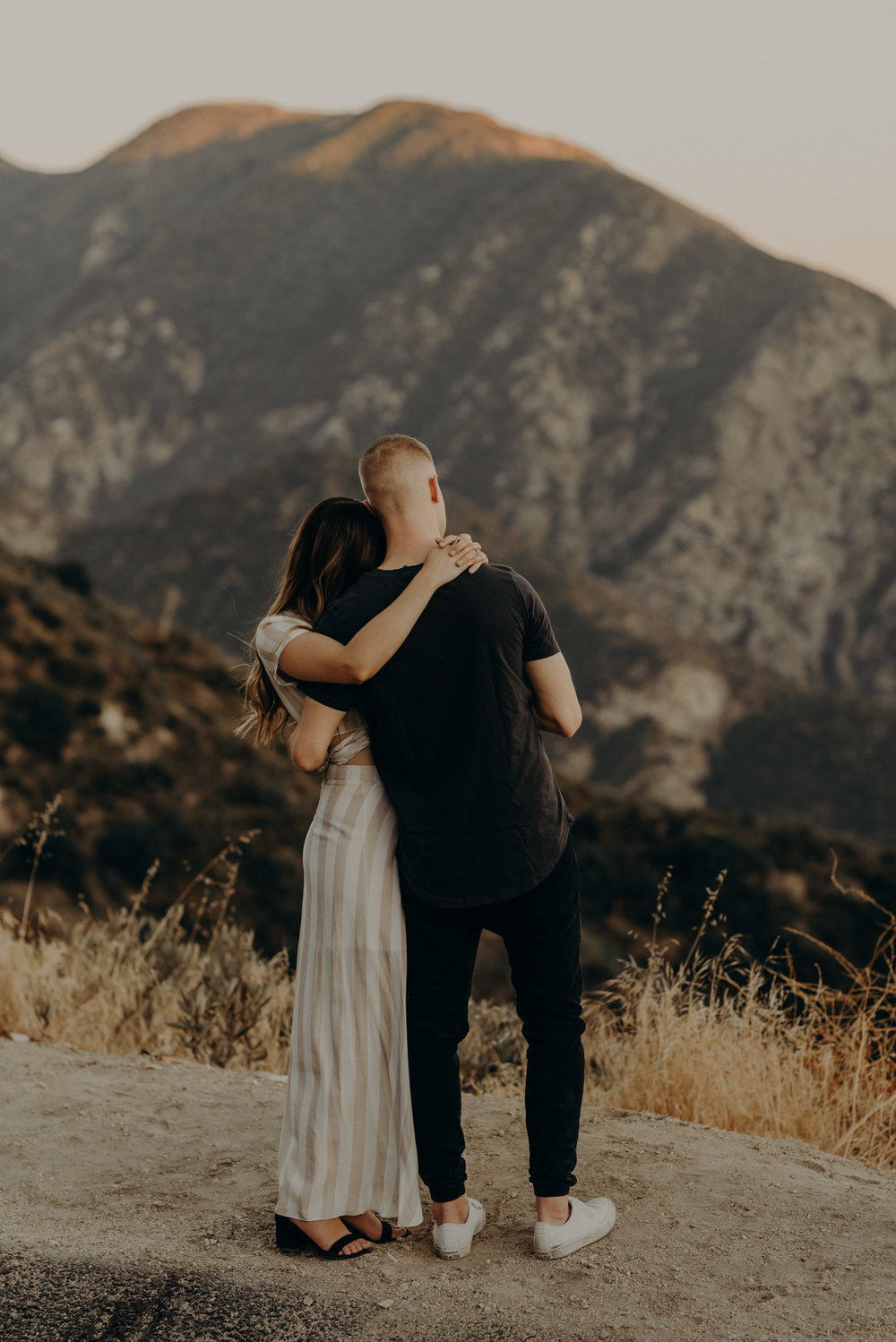 Isaiah + Taylor Photography - Los Angeles Forest Engagement Session - Laid back wedding photographer-012.jpg