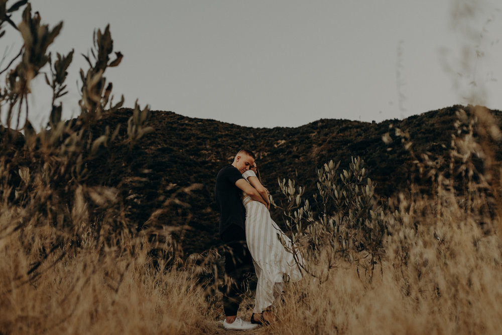 Isaiah + Taylor Photography - Los Angeles Forest Engagement Session - Laid back wedding photographer-027.jpg