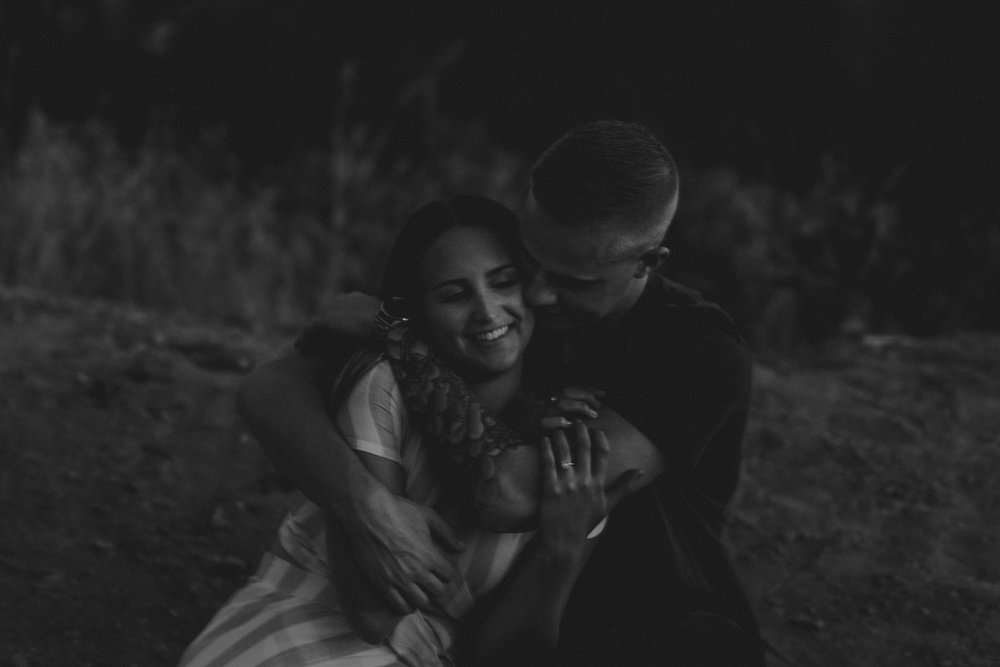 Isaiah + Taylor Photography - Los Angeles Forest Engagement Session - Laid back wedding photographer-053.jpg