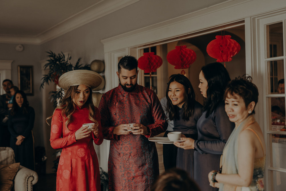 Los Angeles Wedding Photographer - IsaiahAndTaylor.com - The Ebell of Long Beach Wedding - Traditional Vietnamese tea ceremony-059.jpg