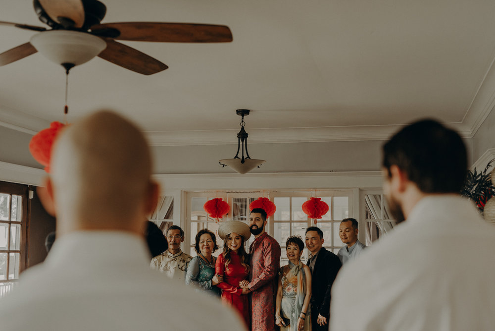 Los Angeles Wedding Photographer - IsaiahAndTaylor.com - The Ebell of Long Beach Wedding - Traditional Vietnamese tea ceremony-064.jpg