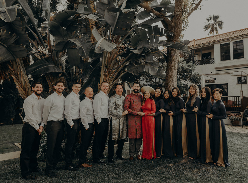 Los Angeles Wedding Photographer - IsaiahAndTaylor.com - The Ebell of Long Beach Wedding - Traditional Vietnamese tea ceremony-071.jpg
