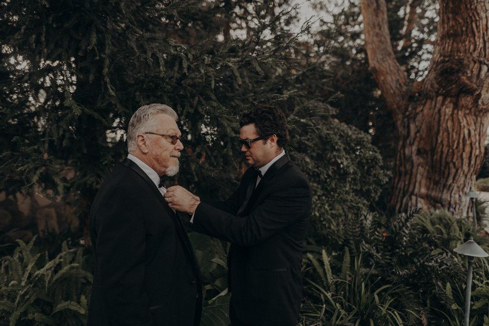 Isaiah And Taylor Photography - Los Angeles Wedding Photographers - La Venta Inn venue - Wayfarers Chapel-023.jpg