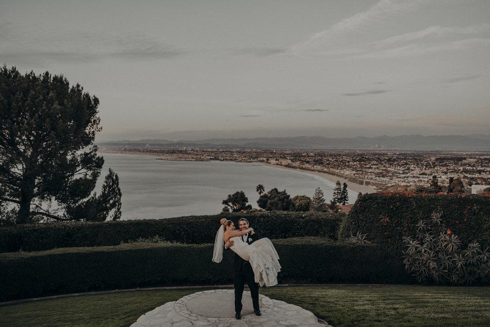 Isaiah And Taylor Photography - Los Angeles Wedding Photographers - La Venta Inn venue - Wayfarers Chapel-096.jpg