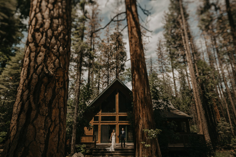 Los Angeles Wedding Photographer, Long Beach Wedding Photographer, Evergreen Lodge, Yosemite Elopement