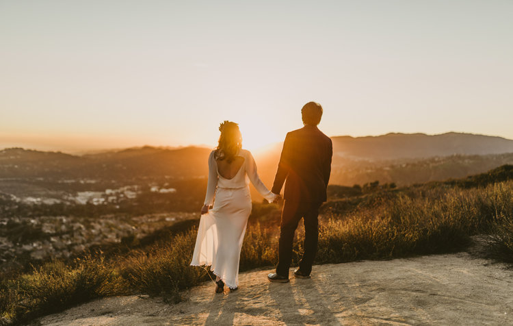 Los Angeles Elopement - Long Beach Wedding Photographer - IsaiahAndTaylor.com