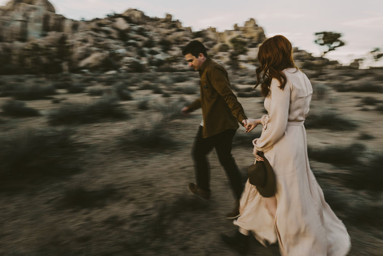 Los Angeles Wedding Photographer - Joshua Tree Elopement - IsaiahAndTaylor.com