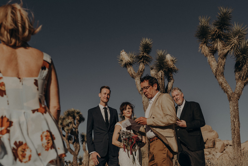 Joshua Tree Elopement - Los Angeles Wedding Photographers - IsaiahAndTaylor.com-026.jpg