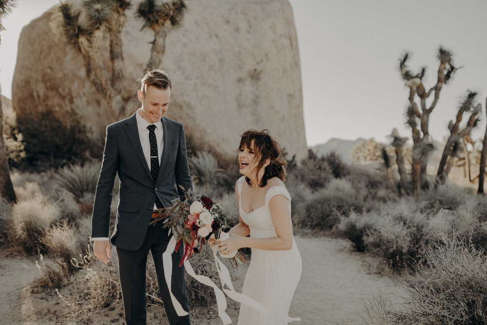 Joshua Tree Elopement - Los Angeles Wedding Photographers - IsaiahAndTaylor.com-062.jpg