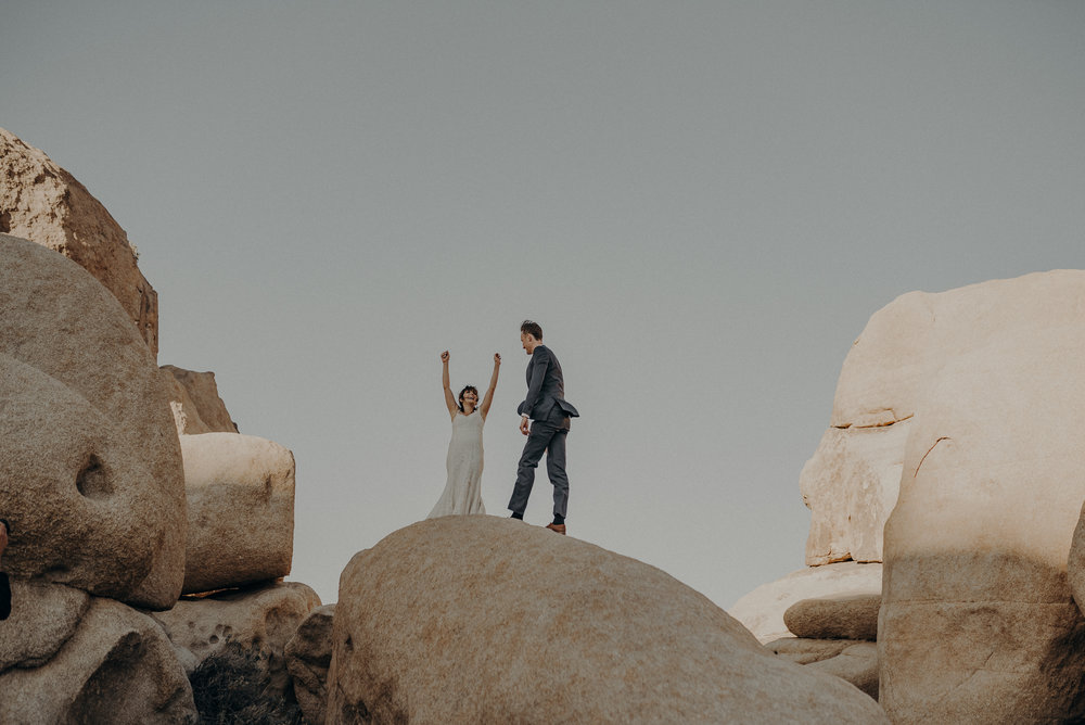 Joshua Tree Elopement - Los Angeles Wedding Photographers - IsaiahAndTaylor.com-067.jpg