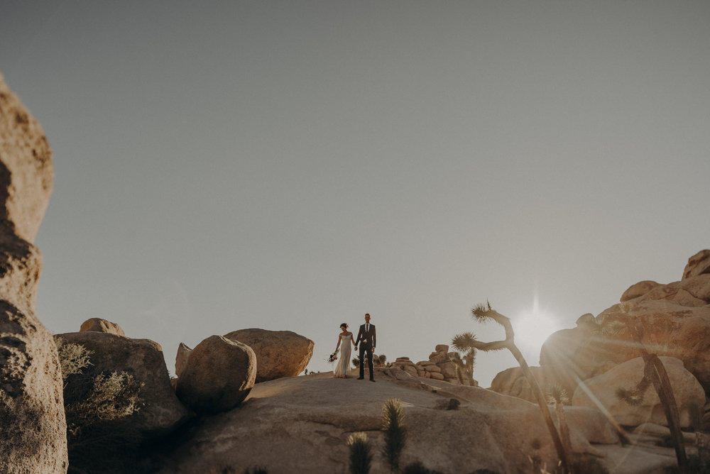 Joshua Tree Elopement - Los Angeles Wedding Photographers - IsaiahAndTaylor.com-073.jpg