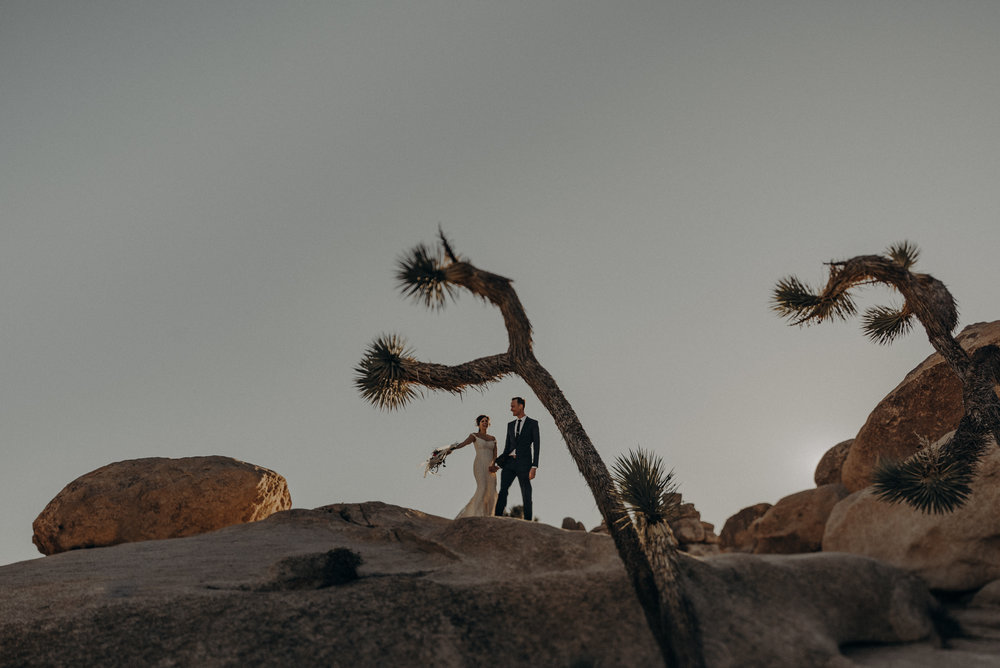 Joshua Tree Elopement - Los Angeles Wedding Photographers - IsaiahAndTaylor.com-074.jpg