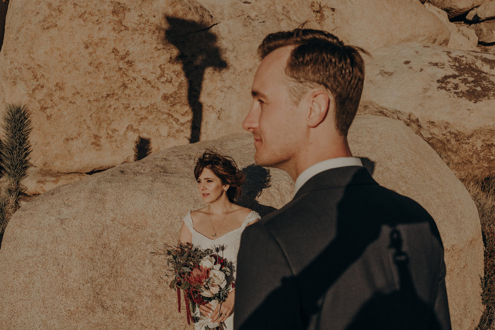Joshua Tree Elopement - Los Angeles Wedding Photographers - IsaiahAndTaylor.com-090.jpg