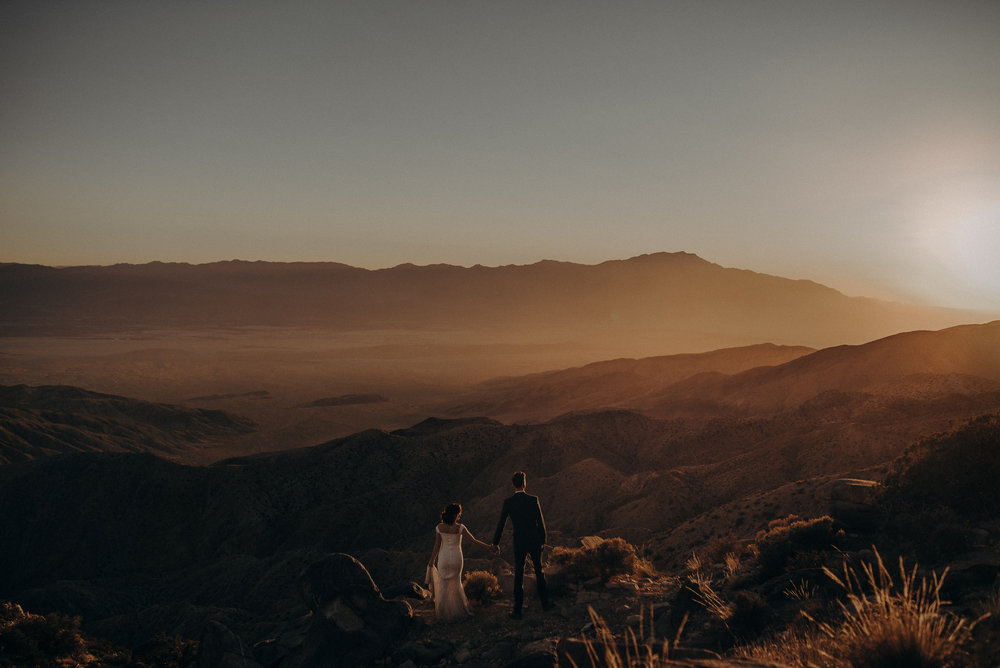Joshua Tree Elopement - Los Angeles Wedding Photographers - IsaiahAndTaylor.com-095.jpg