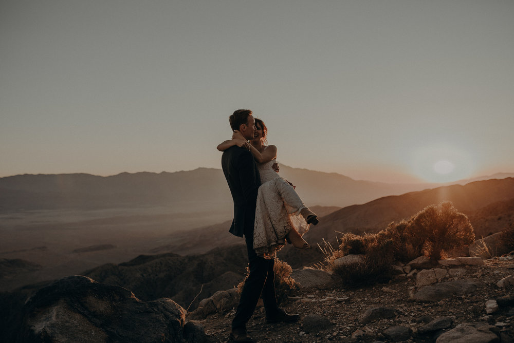Joshua Tree Elopement - Los Angeles Wedding Photographers - IsaiahAndTaylor.com-109.jpg