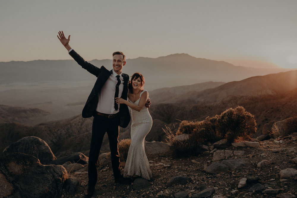 Joshua Tree Elopement - Los Angeles Wedding Photographers - IsaiahAndTaylor.com-110.jpg