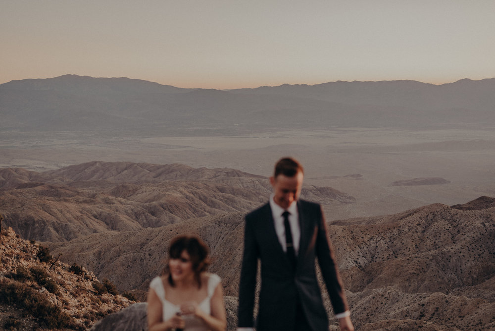 Joshua Tree Elopement - Los Angeles Wedding Photographers - IsaiahAndTaylor.com-121.jpg