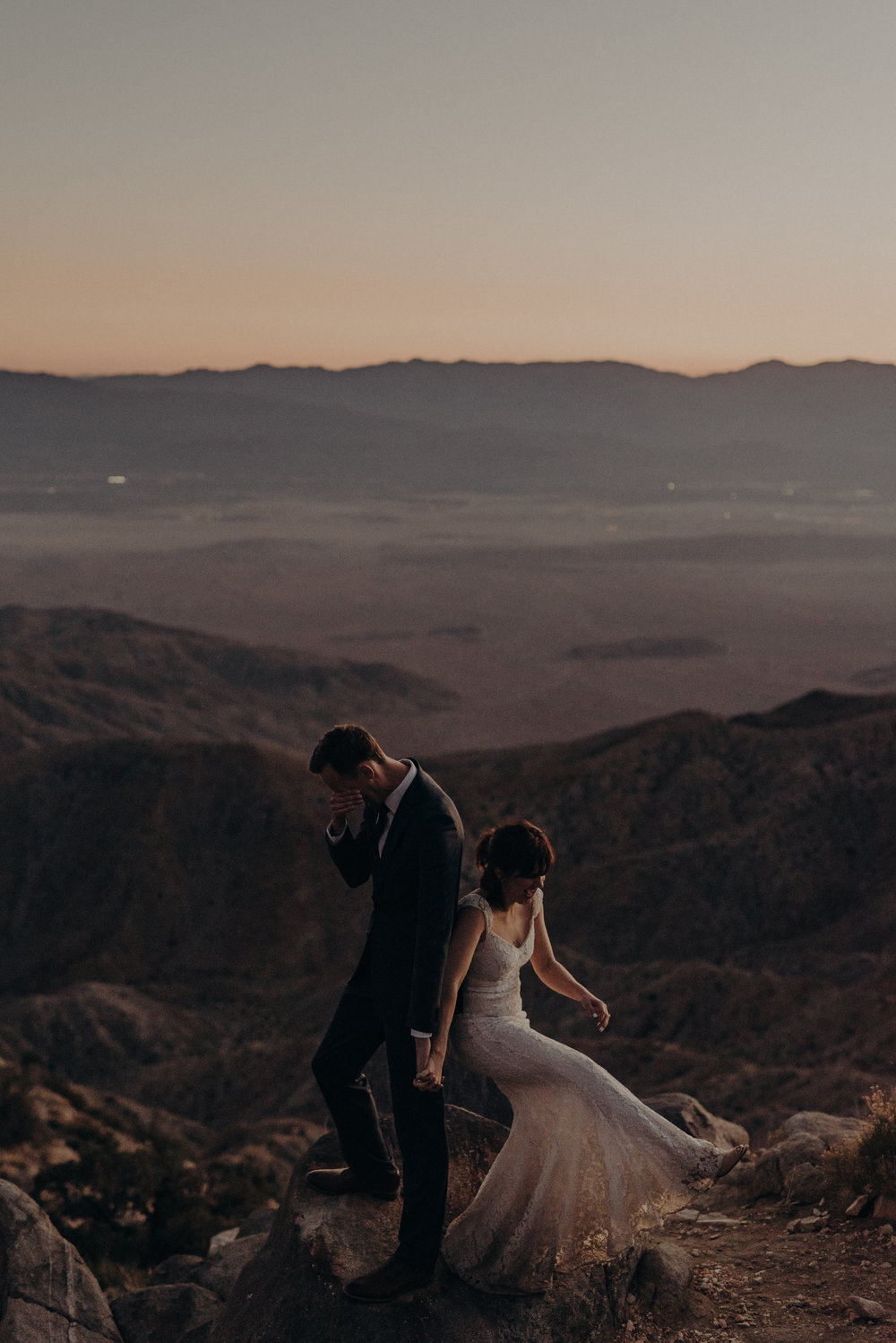 Joshua Tree Elopement - Los Angeles Wedding Photographers - IsaiahAndTaylor.com-128.jpg