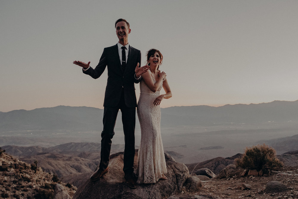 Joshua Tree Elopement - Los Angeles Wedding Photographers - IsaiahAndTaylor.com-130.jpg