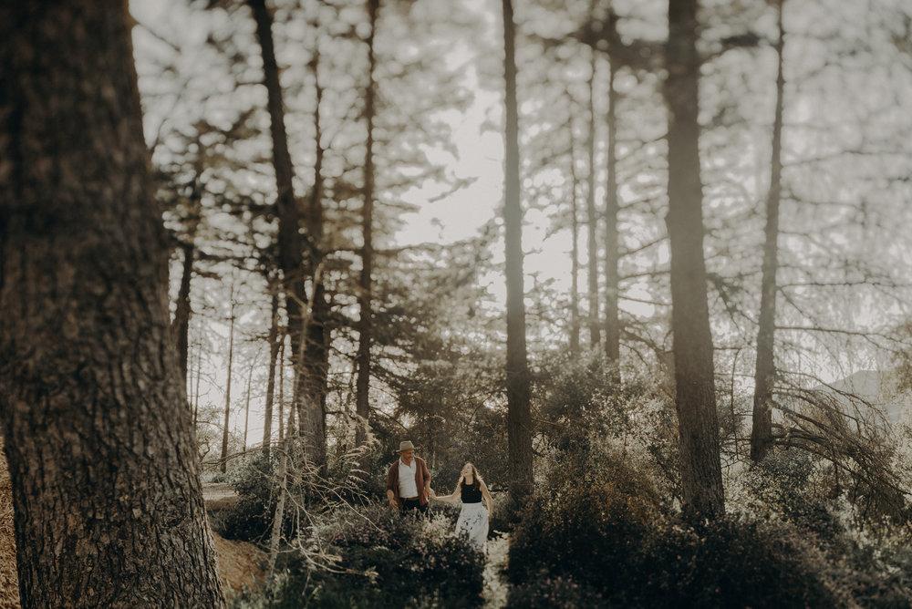 Los Angeles Wedding Photographers - Griffith Park Engagement - IsaiahAndTaylor.com-005.jpg