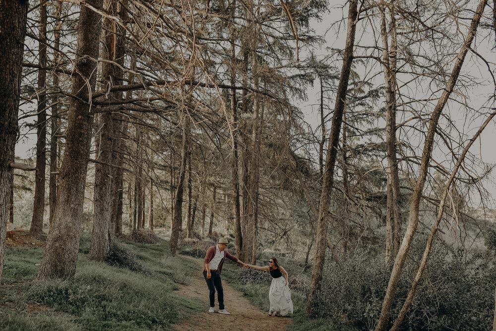 Los Angeles Wedding Photographers - Griffith Park Engagement - IsaiahAndTaylor.com-014.jpg