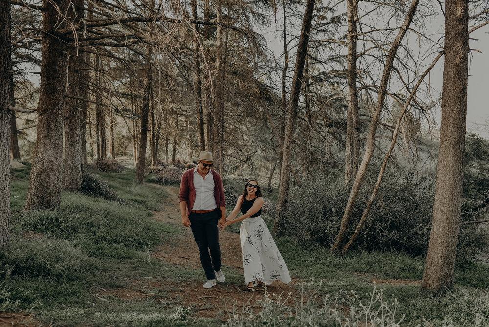 Los Angeles Wedding Photographers - Griffith Park Engagement - IsaiahAndTaylor.com-016.jpg