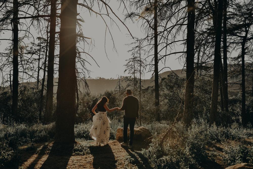 Los Angeles Wedding Photographers - Griffith Park Engagement - IsaiahAndTaylor.com-019.jpg
