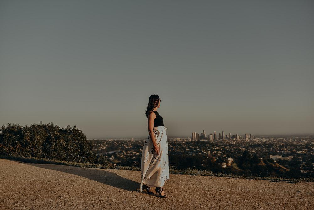 Los Angeles Wedding Photographers - Griffith Park Engagement - IsaiahAndTaylor.com-030.jpg