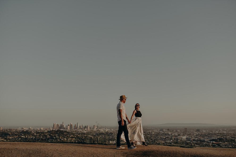 Los Angeles Wedding Photographers - Griffith Park Engagement - IsaiahAndTaylor.com-037.jpg