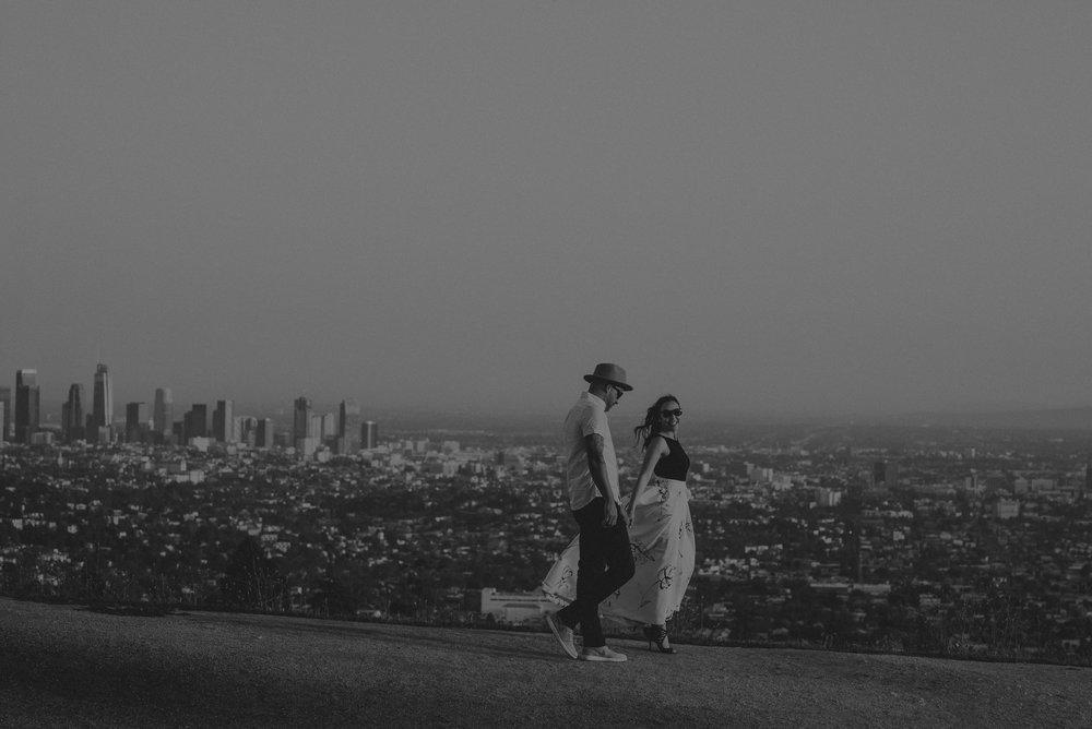 Los Angeles Wedding Photographers - Griffith Park Engagement - IsaiahAndTaylor.com-038.jpg