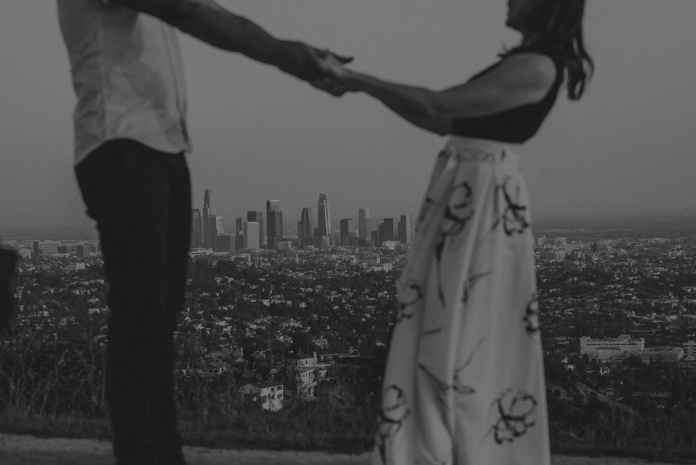 Los Angeles Wedding Photographers - Griffith Park Engagement - IsaiahAndTaylor.com-039.jpg