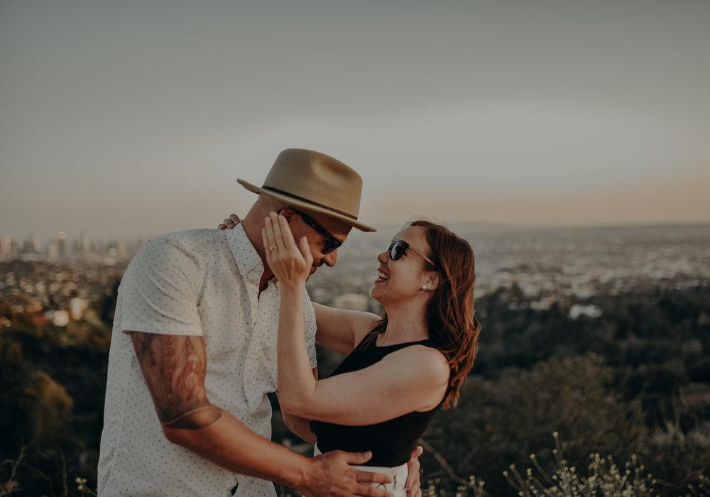Los Angeles Wedding Photographers - Griffith Park Engagement - IsaiahAndTaylor.com-045.jpg
