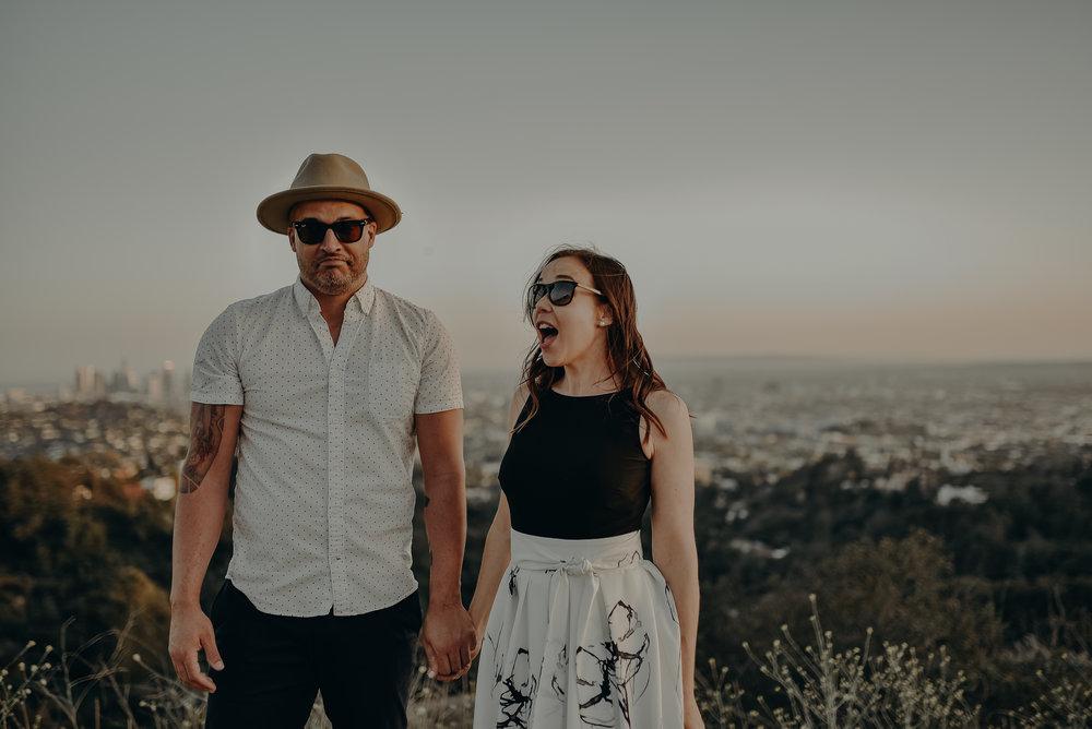 Los Angeles Wedding Photographers - Griffith Park Engagement - IsaiahAndTaylor.com-046.jpg