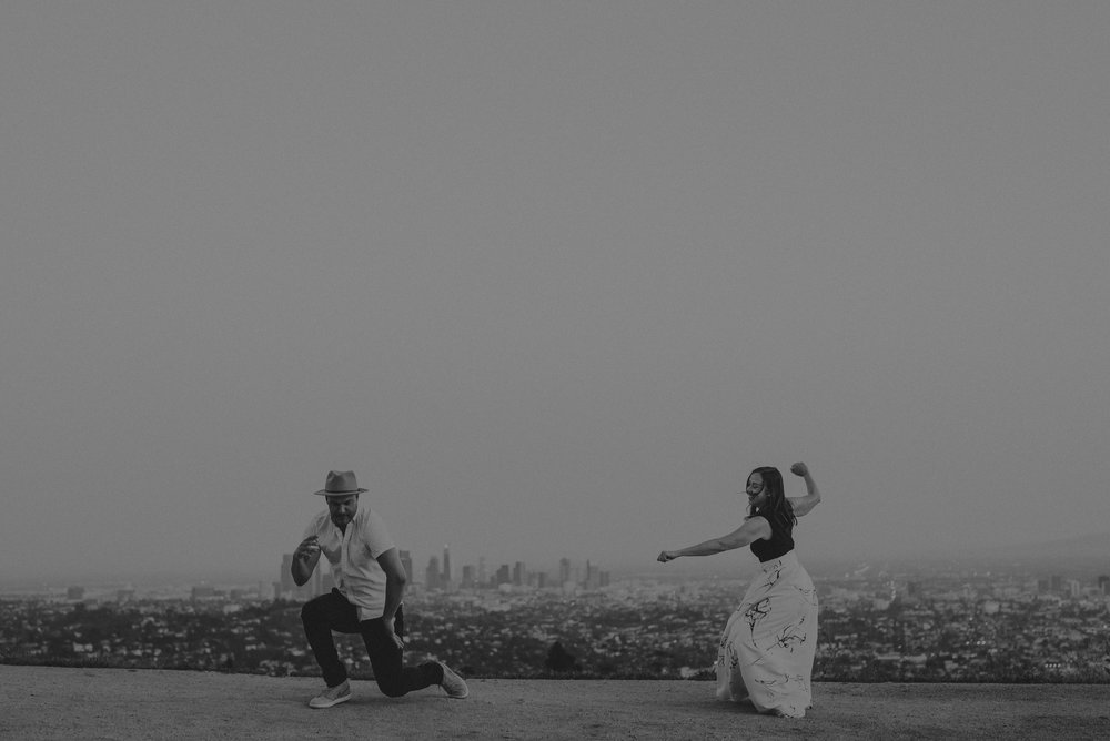 Los Angeles Wedding Photographers - Griffith Park Engagement - IsaiahAndTaylor.com-065.jpg