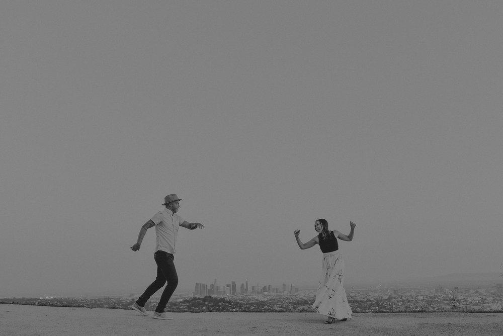 Los Angeles Wedding Photographers - Griffith Park Engagement - IsaiahAndTaylor.com-066.jpg