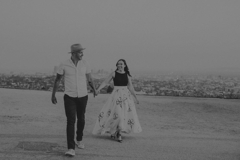 Los Angeles Wedding Photographers - Griffith Park Engagement - IsaiahAndTaylor.com-067.jpg