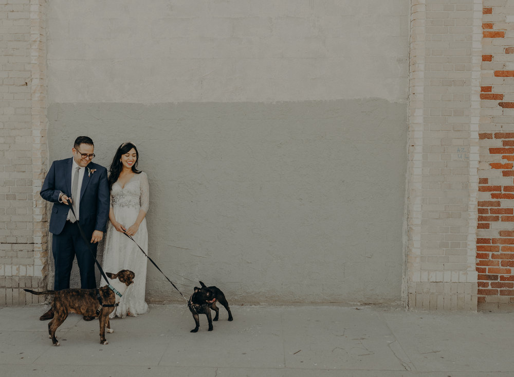 IsaiahAndTaylor.com - Downtown Los Angeles Wedding Photographer - Millwick Wedding - Smog Shoppe-018.jpg