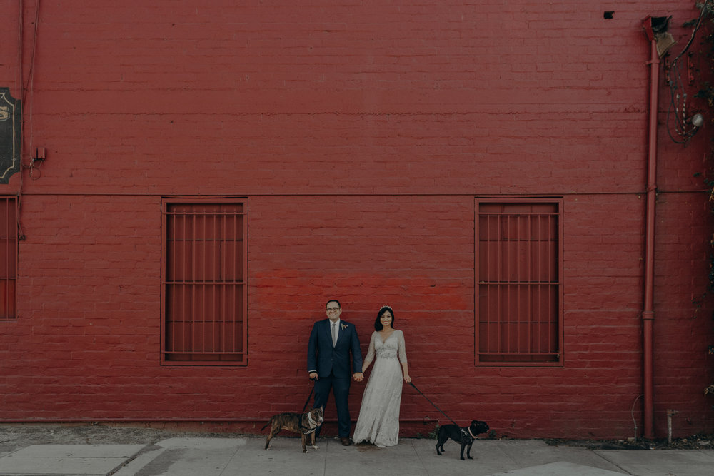 IsaiahAndTaylor.com - Downtown Los Angeles Wedding Photographer - Millwick Wedding - Smog Shoppe-021.jpg
