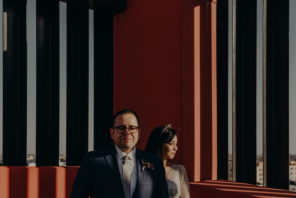 IsaiahAndTaylor.com - Downtown Los Angeles Wedding Photographer - Millwick Wedding - Smog Shoppe-026.jpg