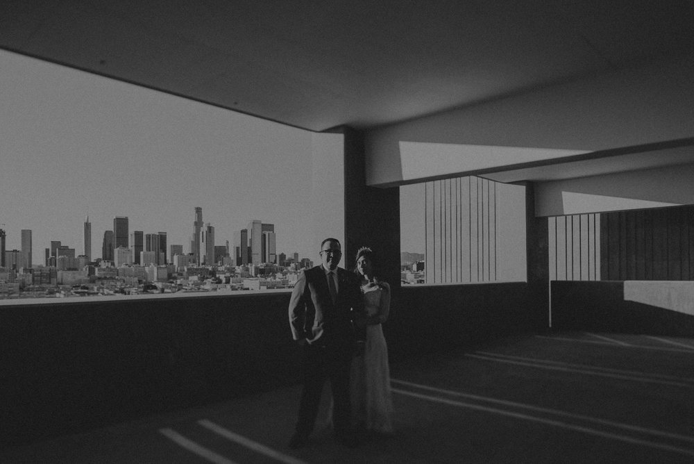 IsaiahAndTaylor.com - Downtown Los Angeles Wedding Photographer - Millwick Wedding - Smog Shoppe-046.jpg
