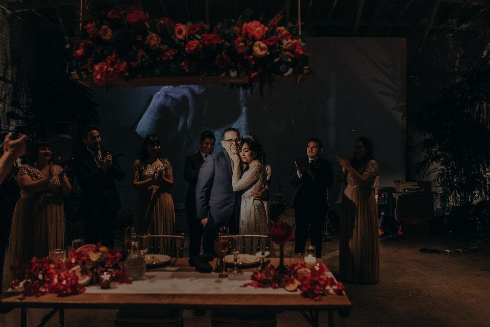 millwick wedding Los Angeles