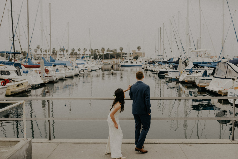 Los Angeles Wedding Photographers - The Chart House Wedding - Isaiah + Taylor Photography-027.jpg