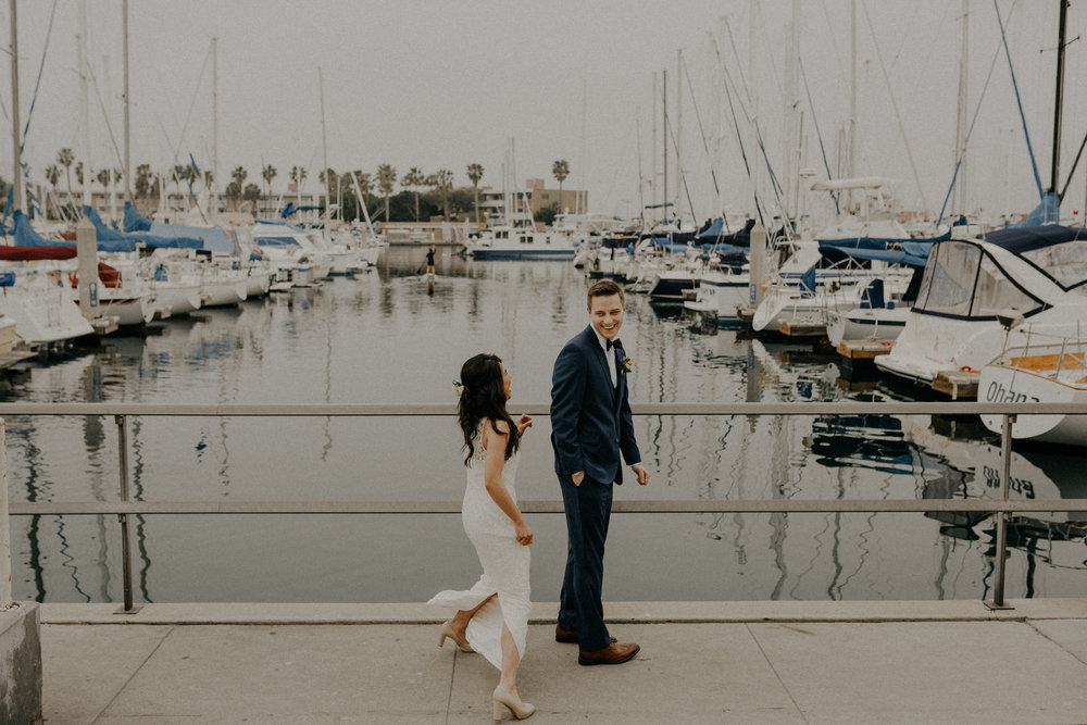 Los Angeles Wedding Photographers - The Chart House Wedding - Isaiah + Taylor Photography-028.jpg