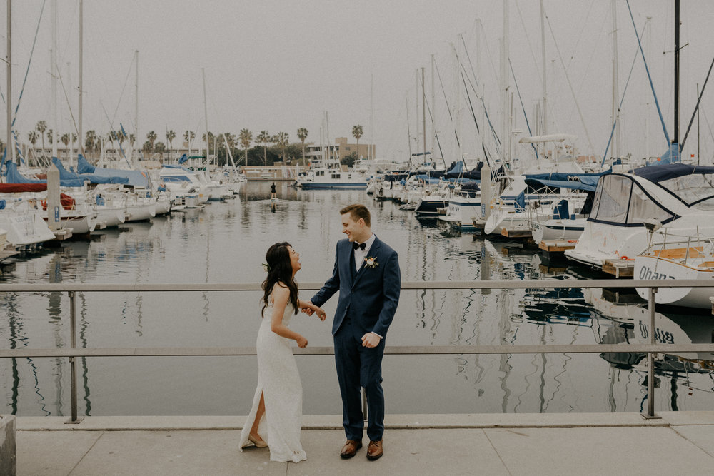 Los Angeles Wedding Photographers - The Chart House Wedding - Isaiah + Taylor Photography-029.jpg