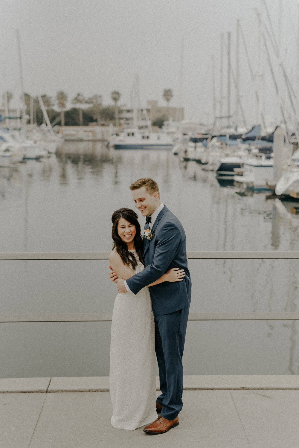 Los Angeles Wedding Photographers - The Chart House Wedding - Isaiah + Taylor Photography-034.jpg