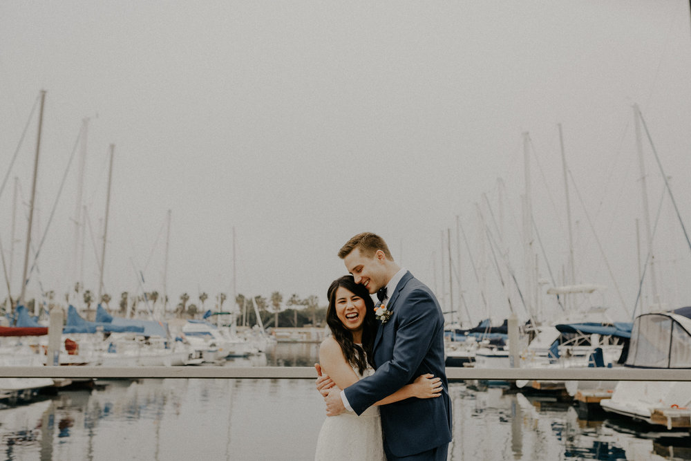 Los Angeles Wedding Photographers - The Chart House Wedding - Isaiah + Taylor Photography-035.jpg
